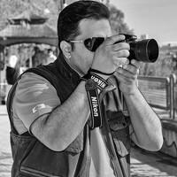 Portrait of a photographer (avatar) Morteza Hekmat Maram