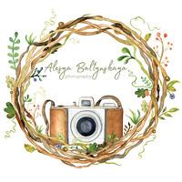 Portrait of a photographer (avatar) Baltynskaya Alesya (Alesya Baltynskaya)