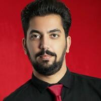 Portrait of a photographer (avatar)  Reza Mohammadi (Reza Mohammadi)