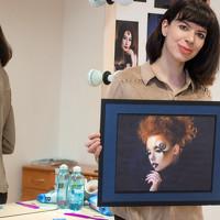 Portrait of a photographer (avatar) Егорова Ангелина (Angelina Egorova)
