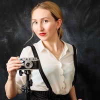 Portrait of a photographer (avatar) Ковалёва Оксана (Oxana Kovalyova)