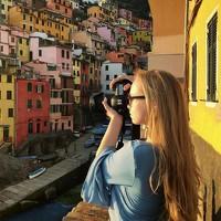 Portrait of a photographer (avatar) Ana Ray