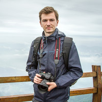 Portrait of a photographer (avatar) Андрей Пожарский