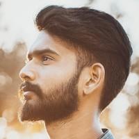 Portrait of a photographer (avatar) saini Rahul (Rahul saini)