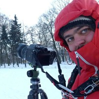 Portrait of a photographer (avatar) azari Yashar (Yashar azari)