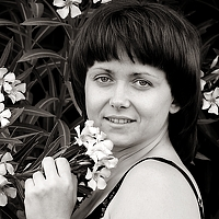 Portrait of a photographer (avatar) виктория