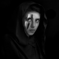Portrait of a photographer (avatar) narges shahabi