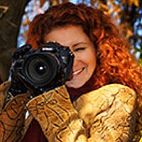 Portrait of a photographer (avatar) Аверина Елена (Averina Elena)