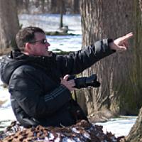 Portrait of a photographer (avatar)  Александр (Alexandr Sergeev)