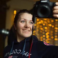 Portrait of a photographer (avatar) Сулуэта Маричал Екатерина