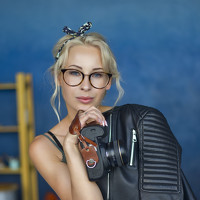 Portrait of a photographer (avatar) Козырева Евгения (Kozyreva Evgeniya)