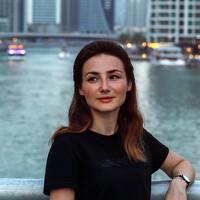 Portrait of a photographer (avatar) Shavratskaya Kristina (Kristina Shavratskaya)