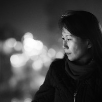 Portrait of a photographer (avatar) loh soo mui (English, Chinese)