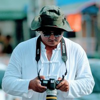 Portrait of a photographer (avatar) duangket kachachart (kachachart duangket)