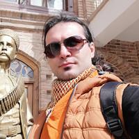 Portrait of a photographer (avatar) daryakenari reza