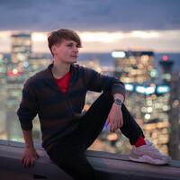 Portrait of a photographer (avatar) Голубев Алексей (Alexey Golubev)