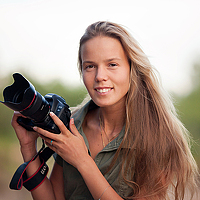 Portrait of a photographer (avatar) Алена Шилина (Alyona Shilina)