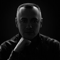 Portrait of a photographer (avatar) SANIN Oleksandr (Oleksandr SANIN)