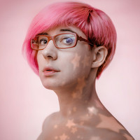 Portrait of a photographer (avatar) Belenko Dina (Дина Беленко)