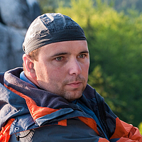 Portrait of a photographer (avatar) Daniel Rericha