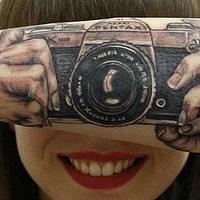 Portrait of a photographer (avatar) Алена Фокс (Alena Fox)