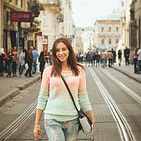 Portrait of a photographer (avatar) Алиса Клишевская (Alisia Klishevskaya )