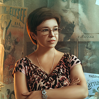Portrait of a photographer (avatar) Людмила Лебедева (Mila Lebedeva)