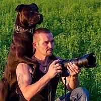 Portrait of a photographer (avatar) Miloš Petruš