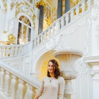 Portrait of a photographer (avatar) Kuzmicheva Anastasiia (Anastasiia Kuzmicheva)