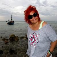 Portrait of a photographer (avatar) Трейер Марина (Marina Treyer)