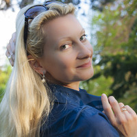 Portrait of a photographer (avatar) Gurova Katerina (Katerina Gurova)