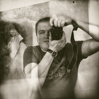 Portrait of a photographer (avatar) Andrey