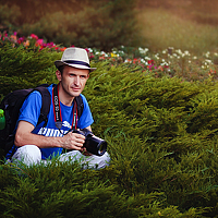 Portrait of a photographer (avatar) Сергей Урюпин (Sergey Uryupin)