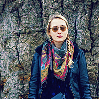 Portrait of a photographer (avatar) Алина Шаровская-Константинова (Alina Sharovskaya-Konstantinova)