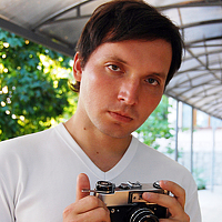 Portrait of a photographer (avatar) Волков Анатолий