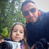 Portrait of a photographer (avatar) Osman Ahmov