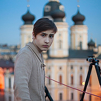 Portrait of a photographer (avatar) Иван Турухано (Ivan Turukhano)