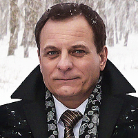 Portrait of a photographer (avatar) Alfridas Krivickas
