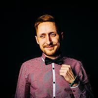 Portrait of a photographer (avatar) Гооге Александр (Alexandr Hooge)