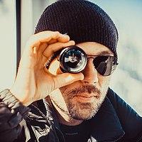 Portrait of a photographer (avatar) Кобахидзе Денис (Koba Dan)