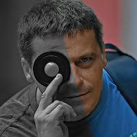 Portrait of a photographer (avatar) holod