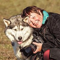 Portrait of a photographer (avatar) Татьяна Нурхайдарова (Tatyana Nurhaydarova)