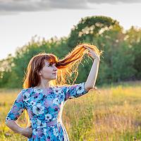 Portrait of a photographer (avatar) Ekaterina