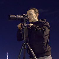 Portrait of a photographer (avatar) Andrew Thrasher