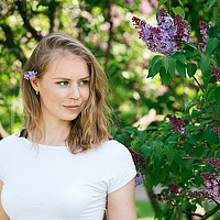 Portrait of a photographer (avatar) Бычкова Варвара (Bychkova Varvara)