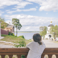 Portrait of a photographer (avatar) Волкова Анна (Anna Volkova)