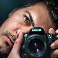 Portrait of a photographer (avatar) Черепко Павел (Cherepko Pavel)