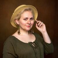 Portrait of a photographer (avatar) Маори Мурр (Komissarova Natalia)