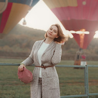 Portrait of a photographer (avatar) Кисляк Анастасия (Kislyak Anastasiya)