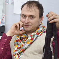 Portrait of a photographer (avatar) Казаневский Виктор (Victor Kazanevsky)